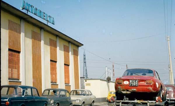 Εργοστάσιό Autodelta