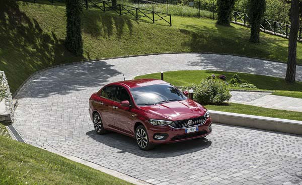 Fiat Tipo. Πηγή φωτογραφίας fiatpress.com